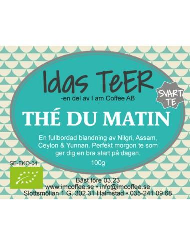 Thé Du Matain - Svart Te