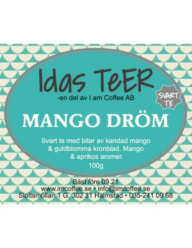 Mango Dröm - Svart te