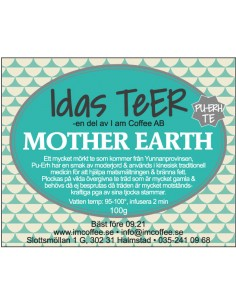 Mother Earth - Puh-Erh Te